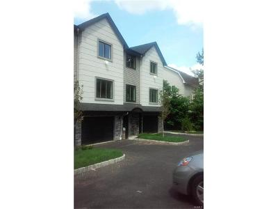 Rockland County Condo/Townhouse For Sale: 129 Harriet Tubman Way #102