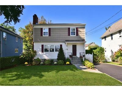 Westchester County Single Family Home For Sale: 49 Madison Road