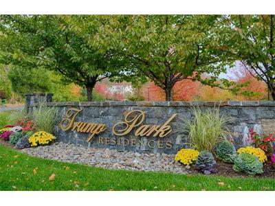 Westchester County Condo/Townhouse For Sale: 609 Trump Park #609