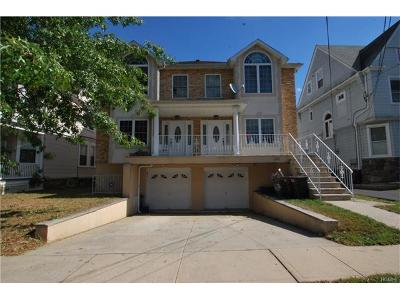 Westchester County Multi Family 2-4 For Sale: 263 Summit Avenue