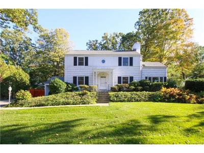 Westchester County Single Family Home For Sale: 30 Kent Road