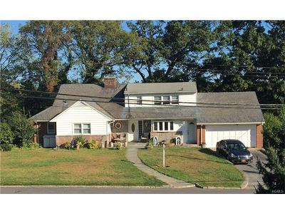 Westchester County Single Family Home For Sale: 76 Brendon Hill Road