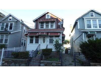 Bronx Multi Family 2-4 For Sale: 835 Penfield Street