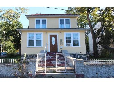 Westchester County Multi Family 2-4 For Sale: 118 West 2nd Street