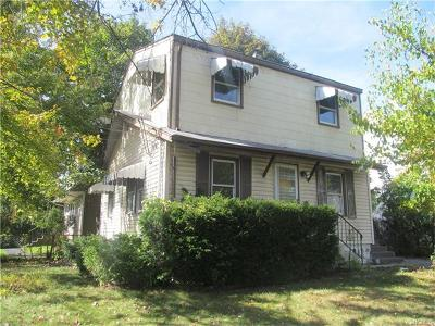 Single Family Home For Sale: 1 Lafayette Street