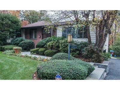 Scarsdale Single Family Home For Sale: 22 Bloomingdale Drive