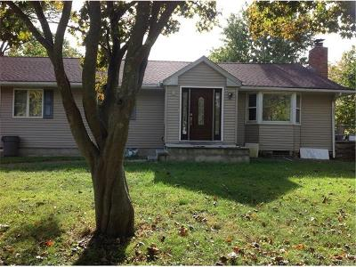 Single Family Home For Sale: 33 Old Lake Road
