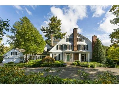 Chappaqua Single Family Home For Sale: 275 Bedford Road
