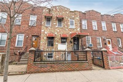 Bronx NY Multi Family 2-4 For Sale: $589,900
