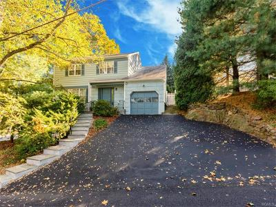 Ardsley Single Family Home For Sale: 3 Judson Avenue