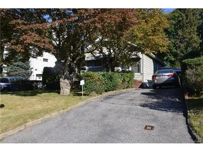 Elmsford Single Family Home For Sale: 34 Woodside Avenue