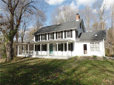 Salt Point Single Family Home For Sale: 423 Clinton Hollow Road
