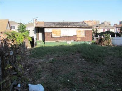 Bronx Multi Family 2-4 For Sale: 3306 Boller Avenue