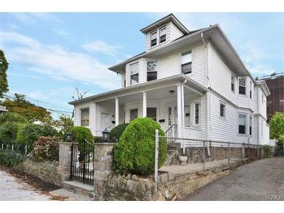Harrison Multi Family 2-4 For Sale: 39 Maple Avenue