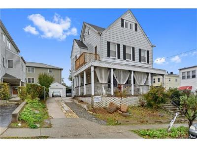Yonkers Single Family Home For Sale: 32 Beacon Street