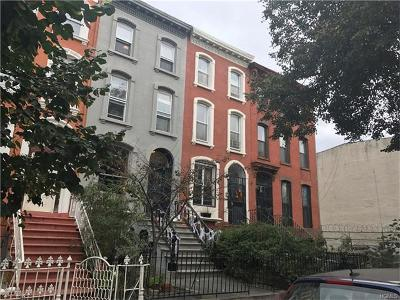 Brooklyn Multi Family 2-4 For Sale: 446 Classon Avenue