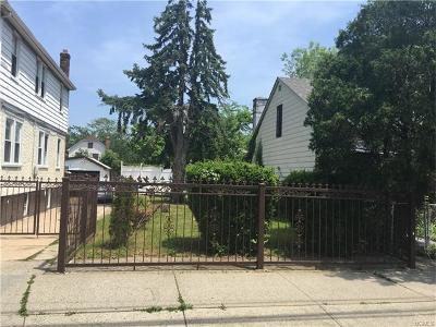 Bronx Residential Lots & Land For Sale: 4136 Boyd Avenue