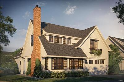Rye Brook Single Family Home For Sale: 15 Rose Lane