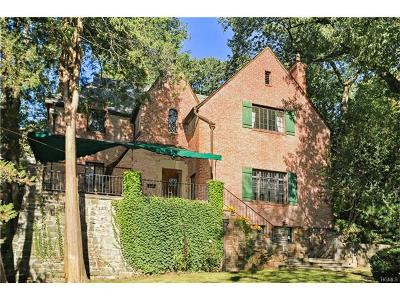Hartsdale Single Family Home For Sale: 1 Mercer Avenue