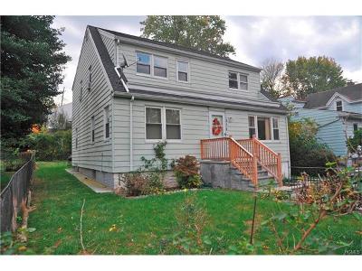 Elmsford Single Family Home For Sale: 270 Abbott Avenue