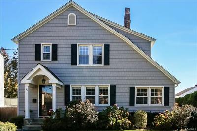 Scarsdale Single Family Home For Sale: 46 Madison Road