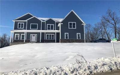 Goshen Single Family Home For Sale: The Estates At Rolling Ridge Lot 12