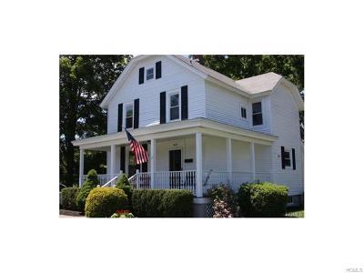 Cornwall Single Family Home For Sale: 422 Hudson Street