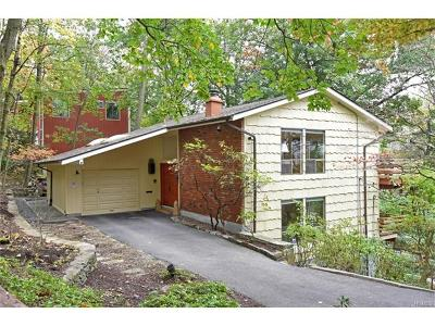 Hastings-on-hudson Single Family Home For Sale: 167 South Broadway