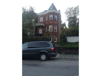 Yonkers Multi Family 2-4 For Sale: 115 Palisade Avenue