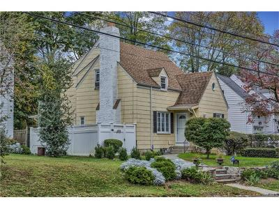 New Rochelle Single Family Home For Sale: 1165 Webster Avenue