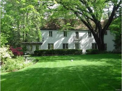 Bronxville Single Family Home For Sale: 14 Carlton Road