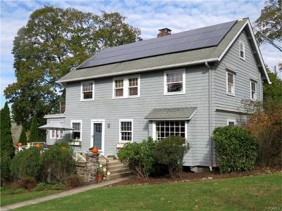 Hastings-on-hudson Single Family Home For Sale: 21 Pleasant Avenue