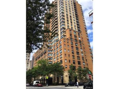 Manhattan Condo/Townhouse For Sale: 99 Battery Place #16A