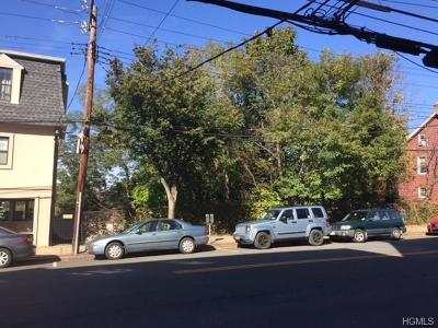 Dobbs Ferry Residential Lots & Land For Sale: 33 Main Street