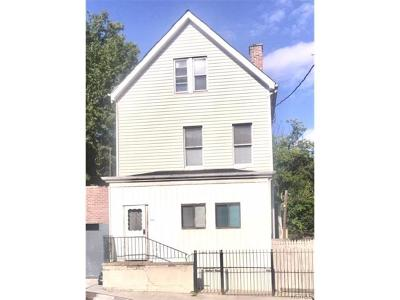 Bronx Single Family Home For Sale: 309 East 197th Street