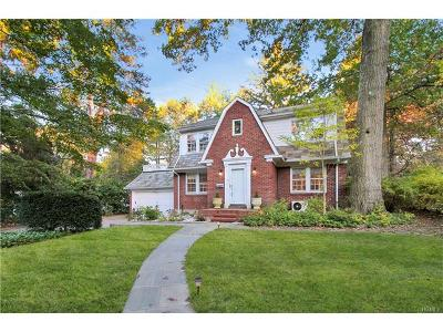Scarsdale Single Family Home For Sale: 26 River Road