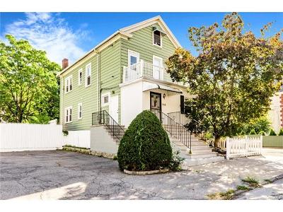 Yonkers Multi Family 2-4 For Sale: 164 Aka 166 Crescent Place