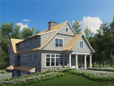 Scarsdale Single Family Home For Sale: 138a Fox Meadow Road