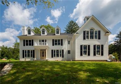 Armonk Single Family Home For Sale: 60 Byram Ridge Road