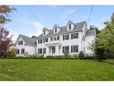 Scarsdale Single Family Home For Sale: 50 Harvest Drive