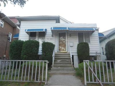 Westchester County Single Family Home For Sale: 318 South 9th Avenue
