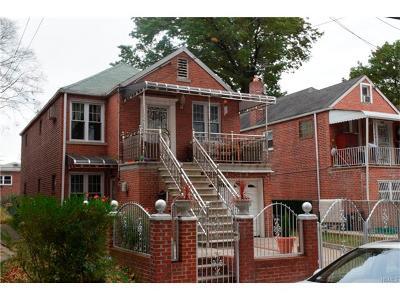 Bronx Multi Family 2-4 For Sale: 2444 Bouck Avenue