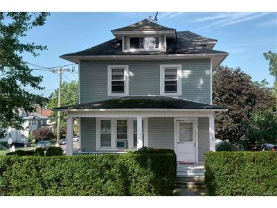 Harrison Single Family Home For Sale: 308 Harrison Avenue