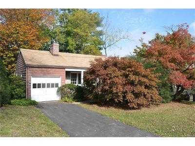 White Plains Single Family Home For Sale: 36 Ridgeway