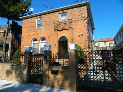 Single Family Home For Sale: 1363 Astor Avenue