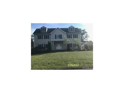 Single Family Home For Sale: 352 Blauvelt Road