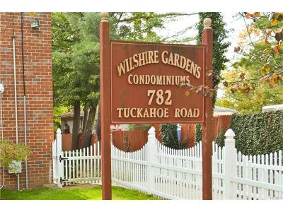 Yonkers Condo/Townhouse For Sale: 782 Tuckahoe Road #3A