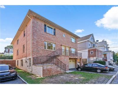 Yonkers Multi Family 2-4 For Sale: 58 Coolidge Avenue