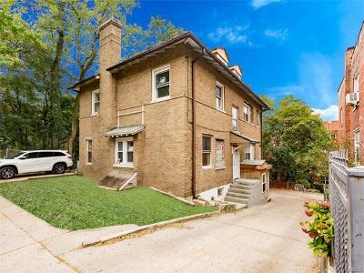 Bronx Multi Family 2-4 For Sale: 2731 Kingsbridge Terrace