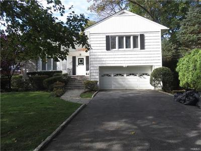 White Plains Single Family Home For Sale: 183 Albemarle Road